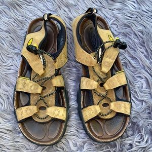 Keen Sarasota brown water sandals XT 0208